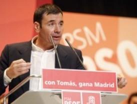 Gómez no quiere oír hablar de candidatos hasta después del 22-M