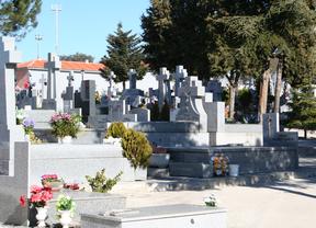Cementerio nuevo en Las Rozas