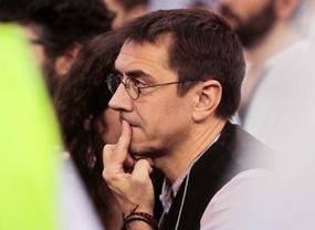 Monedero renuncia a todos sus cargos en Podemos