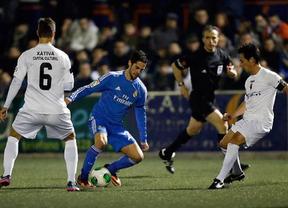 El Olímpic aguanta al Real Madrid