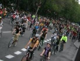 Cortes de tráfico por la Fiesta de la Bicicleta