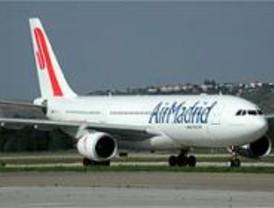 La administración concursal de Air Madrid advierte que el pago de los billetes se hará en 2009