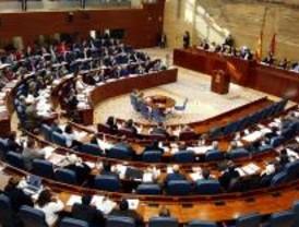 Los diputados madrileños se bajan el sueldo un 2%