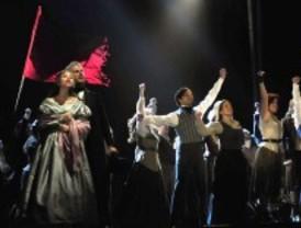 El musical 'Los miserables' celebra en Madrid 25 años desde su estreno
