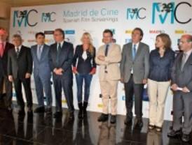 Este domingo empiezan las proyecciones 'Madrid de cine'