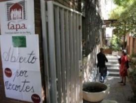 El juez apoya que Educación no pague el local de la FAPA Giner de los Ríos