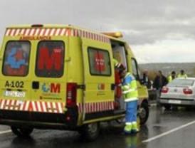 Fallece una joven en un accidente de tráfico