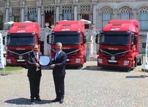 Iveco vende en Turquia 200 camiones fabricados en la planta de Madrid