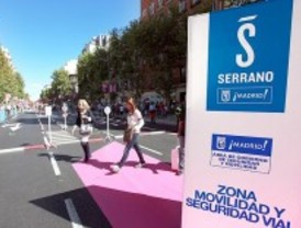 La imagen de Serrano se transforma