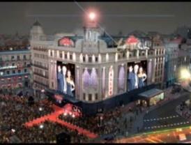 Gallardón quiere convertir Callao en Times Square