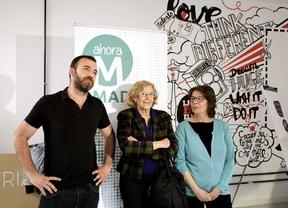 Carmena lidera la lista de Ahora Madrid al Ayuntamiento junto con Murgui, Sabanés y Valiente
