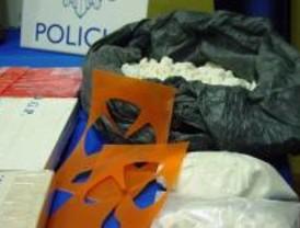 Desmantelado en Fuenlabrada un laboratorio de cocaína