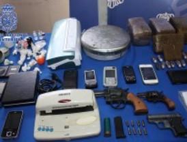 Cae una red que 'cortaba' la droga en Madrid y la vendía a otros narcos de Levante