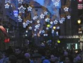 Los madrileños reducirán su gasto navideño un 6,5%
