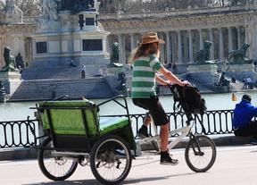 El Retiro acoge una 'yincana' familiar sobre prevención de riesgos laborales