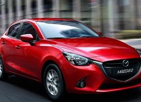 Mazda2, más eficiente y espacioso