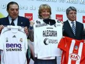 Atlético y Real Madrid darán 'un toque contra la discriminación de género'