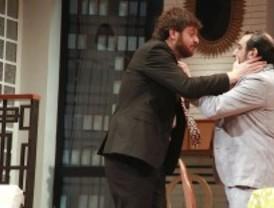 Una convivencia hilarante en el Teatro Reina Victoria
