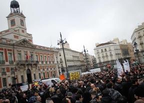 La Comunidad pide a Interior que no permita protestas diarias en Sol