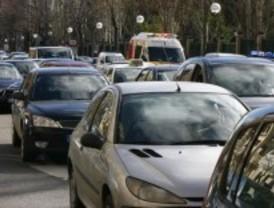 Varios accidentes complican el tráfico