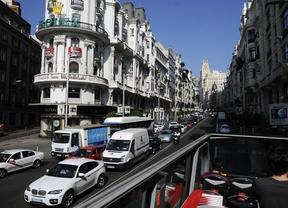 El Ayuntamiento plantea un 'megaplan' para reducir un 6% el tráfico antes de 2021