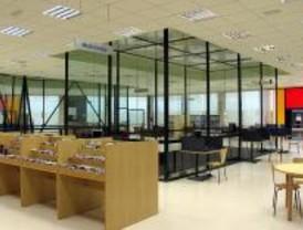 La nueva biblioteca de Aluche tardará 'entre 6 y 8 meses' en abrir