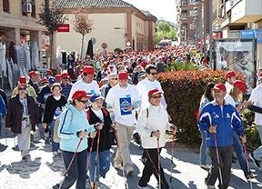 Los mayores de Las Rozas, de Marcha Popular
