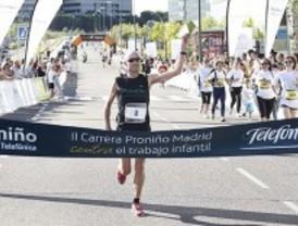 La carrera Proniño recauda 27.000 euros para luchar contra el trabajo infantil