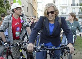 El optimismo se apodera del cierre de campaña de Ahora Madrid de la mano de Manuela Carmena