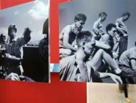 Steichen 'supo combinar la fotografía y la moda'