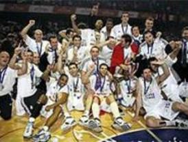 Madrid acogerá la 'Final Four' de baloncesto en 2008