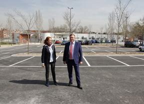 100 nuevas plazas de aparcamiento gratuitas en Perales del Río