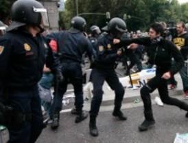'Peloteo' judicial con los detenidos el 25-S