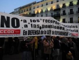 Los sindicatos convocan nuevas movilizaciones contra los recortes