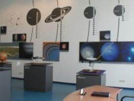 Una roca lunar se expondrá en la Estación Espacial de Robledo de Chavela