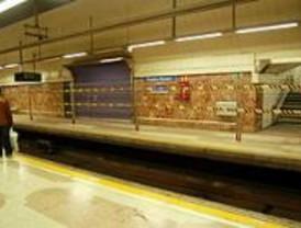 Los sindicatos denuncian falta de mantenimiento en el accidente laboral de Metro de este martes
