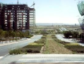 Reconocen la actuación urbanística de Valdebebas