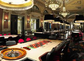 Casino Gran Vía, sala de ruletas