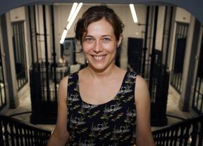 Carmen Gutiérrez, redactora de Madridiario, premio Pilar Blanco de CCOO