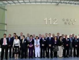 Responsables del 112 de toda España se reúnen en Pozuelo