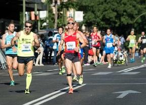 Más de 10.000 deportistas han participado en una carrera por la integración social
