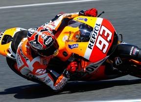 Márquez bate el récord de Le Mans y suma su quinta pole consecutiva