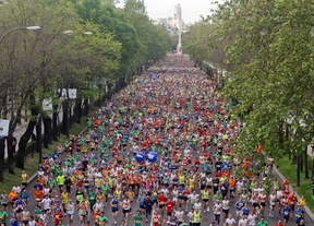 31.000 corredores inscritos en las pruebas del Rock and Roll Madrid Maratón 2015