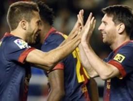 El Barça endulza el 'infierno' de Vallecas