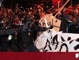 Un 25S con decenas de heridos y detenidos