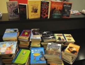 La cultura viaja a través del 'bookcrossing'
