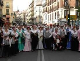 Danza Invisible, Melocos, Jaime Urrutia y Conchita actuarán en Las Vistillas