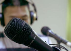 Prácticas de radio para jóvenes infractores