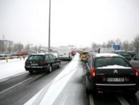 La Comunidad de Madrid mantiene la alerta amarilla por nieve