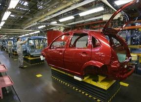 La producción de vehículos crece un 7% en mayo
